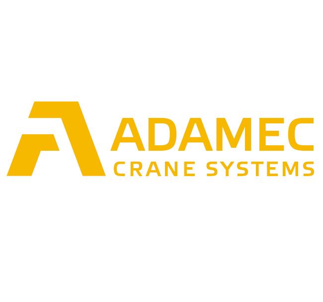 Servis jeřábů zajišťuje jeřáby Adamec Crane Systems